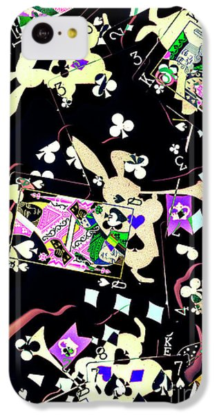 Fairy iPhone 5c Case - Game Of Illusion by Jorgo Photography - Wall Art Gallery