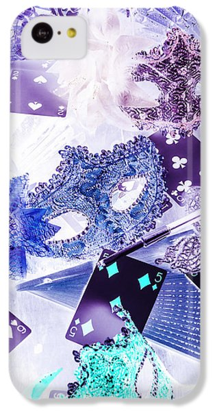 Wizard iPhone 5c Case - Magical Masquerade by Jorgo Photography - Wall Art Gallery