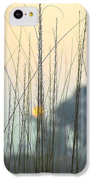 Landscapes iPhone 5c Case - morning Star by Ravi Bhardwaj