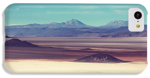 South America iPhone 5c Case - Scenic Landscapes Of Northern Argentina by Galyna Andrushko