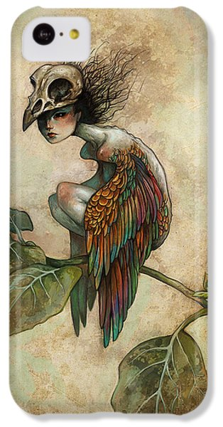 Fairy iPhone 5c Case - Soul Of A Bird by Caroline Jamhour