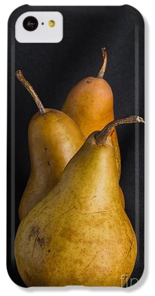 Fruit Bowl iPhone 5c Case - Still Life With Pears by Neosiam32896395