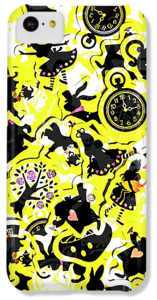 Fairy iPhone 5c Case - Wonderland Design by Jorgo Photography - Wall Art Gallery