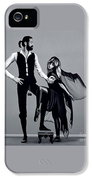 Fleetwood Mac IPhone 5s Case by Meijering Manupix