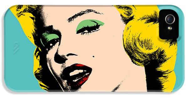Nostalgia iPhone 5s Case - Andy Warhol by Mark Ashkenazi