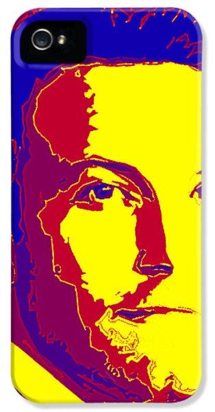 Ben Affleck iPhone 5s Case - Ben Affleck by Dalon Ryan