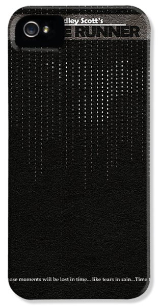 Pigeon iPhone 5s Case - Blade Runner by Inspirowl Design