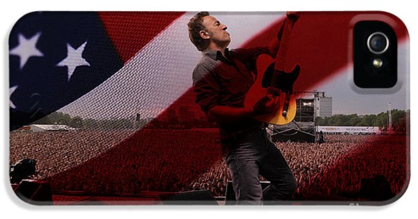 Bruce Springsteen IPhone 5s Case