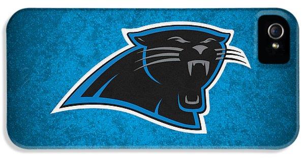 Carolina Panthers IPhone 5s Case