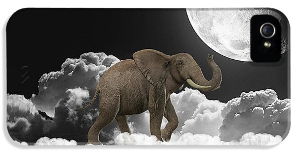 Cloudy IPhone 5s Case by Marvin Blaine
