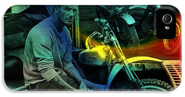 David Beckham IPhone 5s Case