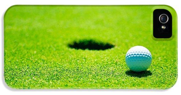 Golf IPhone 5s Case