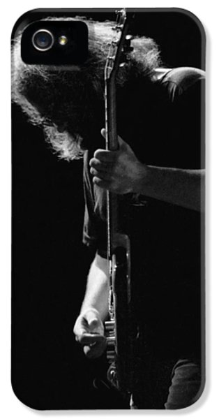 Rock And Roll iPhone 5s Case - Jerry Sillow by Ben Upham