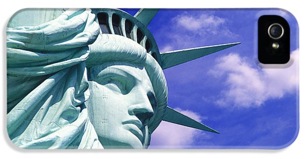 Lady Liberty IPhone 5s Case by Jon Neidert