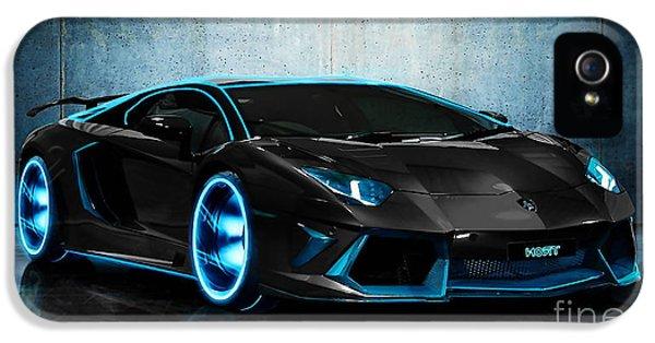 Lamborghini IPhone 5s Case