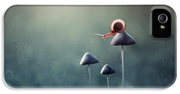 Macro iPhone 5s Case - Lonely by Edy Pamungkas