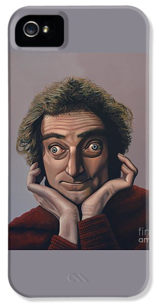Marty Feldman IPhone 5s Case by Paul Meijering