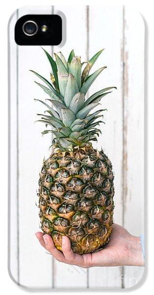 Pineapple IPhone 5s Case by Viktor Pravdica