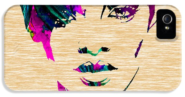 Rhianna Collection IPhone 5s Case by Marvin Blaine