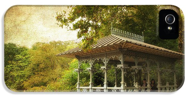 The Ladies Pavilion IPhone 5s Case by Jessica Jenney