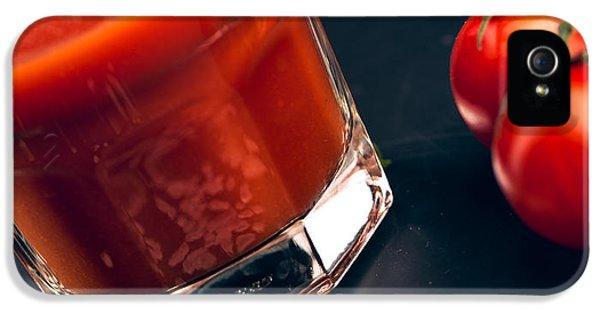 Tomato Juice IPhone 5s Case