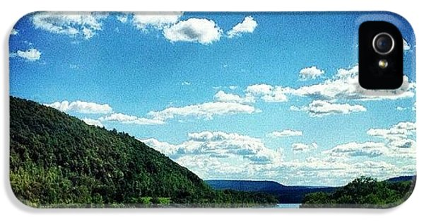 Sky iPhone 5s Case - Upstate Ny by Mike Maher