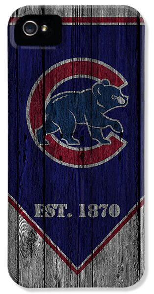Chicago Cubs IPhone 5s Case
