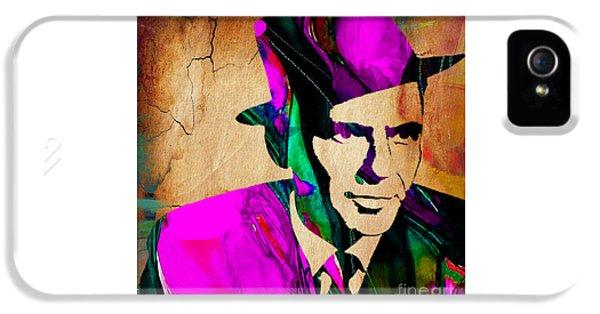 Frank Sinatra Art IPhone 5s Case