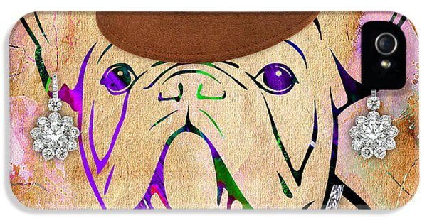 French Bulldog Collection IPhone 5s Case