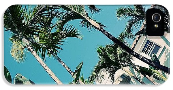 Iger iPhone 5s Case - {miami Beach's Art Deco}  In 1979 by Joel Lopez