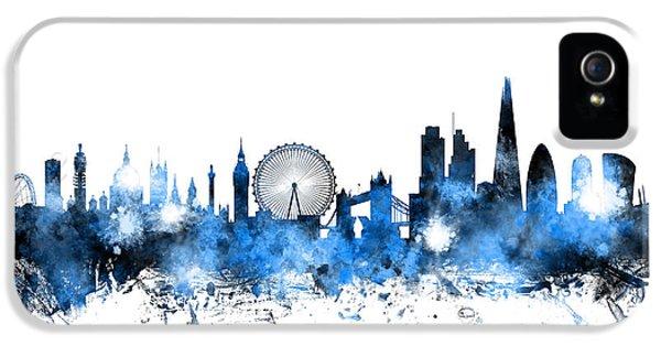 London England Skyline IPhone 5s Case