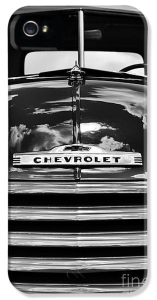 1951 Chevrolet Pickup Monochrome IPhone 5s Case by Tim Gainey