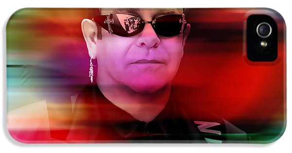 Elton John IPhone 5s Case