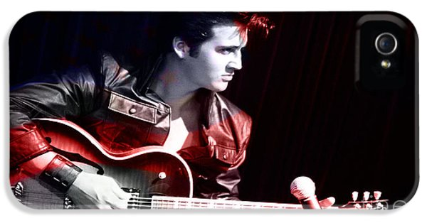 Elvis IPhone 5s Case by Marvin Blaine