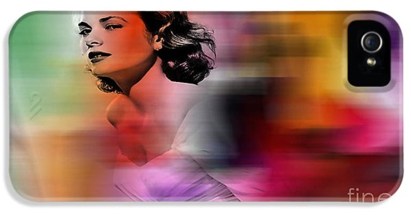 Grace Kelly IPhone 5s Case by Marvin Blaine