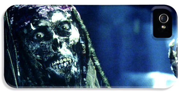 Jack Sparrow IPhone 5s Case by Jack Hood