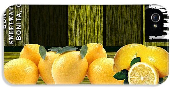Lemon Farm IPhone 5s Case