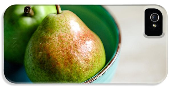 Pears IPhone 5s Case by Nailia Schwarz