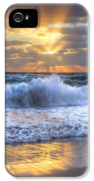 Splash Sunrise IPhone 5s Case