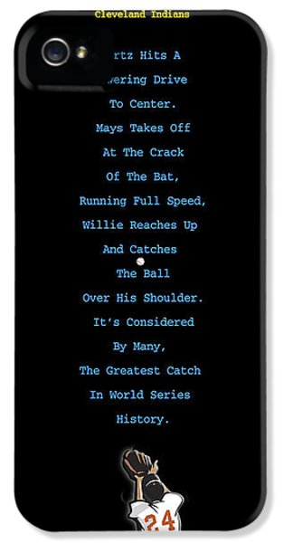 The Catch IPhone 5s Case