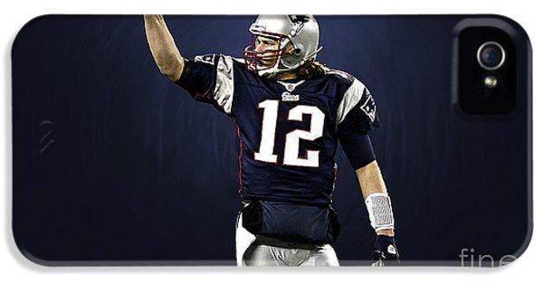 Tom Brady IPhone 5s Case