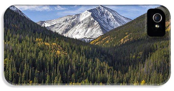Torreys Peak  IPhone 5s Case by Aaron Spong
