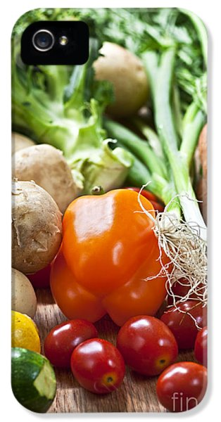 Vegetables IPhone 5s Case