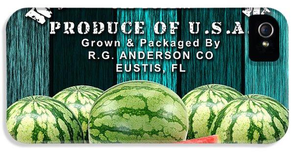 Watermelon Farm IPhone 5s Case