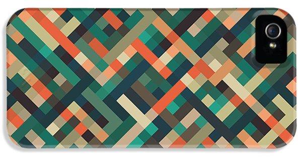 Pixel Art IPhone 5s Case