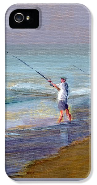 Beach iPhone 5s Case - Rcnpaintings.com by Chris N Rohrbach