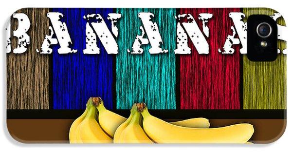 Banana iPhone 5s Case - Bananas by Marvin Blaine