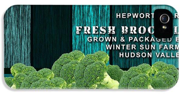 Broccoli Farm IPhone 5s Case by Marvin Blaine