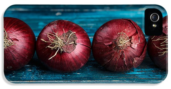 Red Onions IPhone 5s Case
