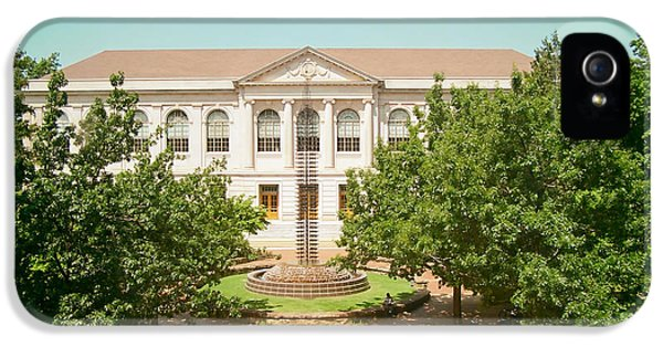 The Old Main - University Of Arkansas IPhone 5s Case